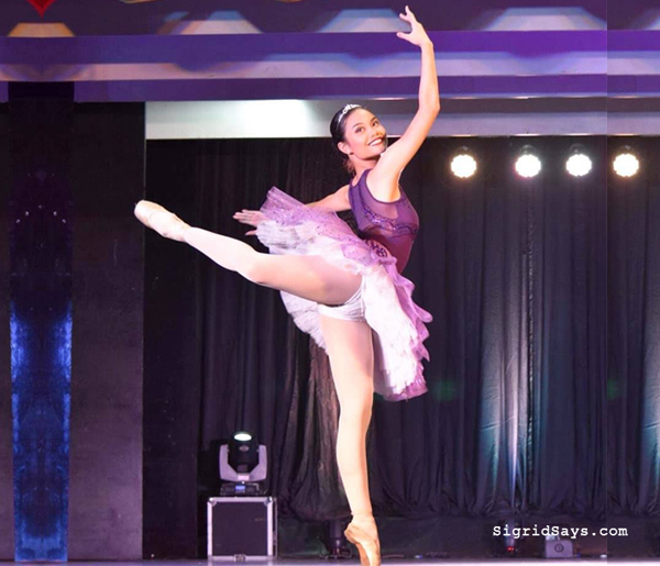 Bacolod dance school - Bacolod ballet school - Garcia-Sanchez School of Dance - Bacolod City - Bacolod blogger - 48th anniversary show - classical ballet  - Sofia Ines Montinola