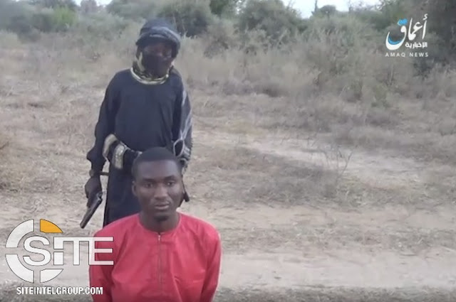 8-year-old Boko Haram Terrorist Used To Execute Captured Christian