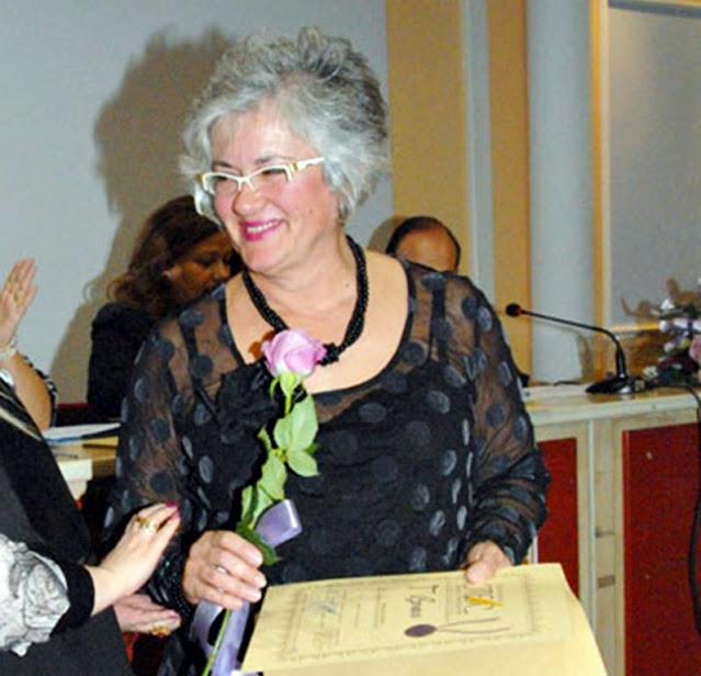 """Ακόμη ένα βραβείο για την Πρέβεζα και την Πρεβεζάνα λογοτέχνιδα Ρούλα Γαλάνη και το ποίημά της """"Ως διακόσια τέρμινα"""" που απέσπασε βραβείο διάκρισης στο Διεθνή Διαγωνισμό Ποίησης στην Ελληνική Γλώσσα, που προκήρυξε το Ευρωπαϊκό Κέντρο Τέχνης (EUARCE) της Ελλάδος στο πλαίσιο της 200ής Επετείου της Ελληνικής Επανάστασης."""