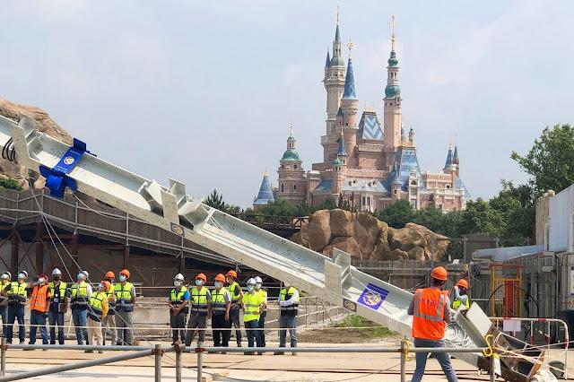 Disney, Disney Parks, Shanghai Disney Resort, SHDR, 上海迪士尼度假區, 唐老鴨, Zootopia, 優獸大都會, 瘋狂動物城