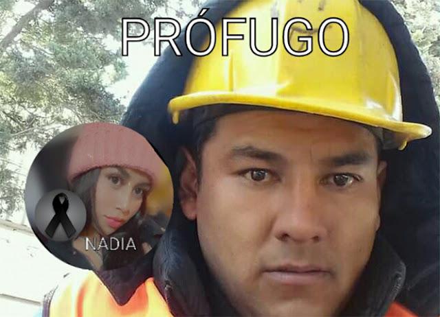 FEMINICIDIO. Mario asesinó a su novia; Nadia murió al ser arrollada por el feminicida: Y LA POLICIA?