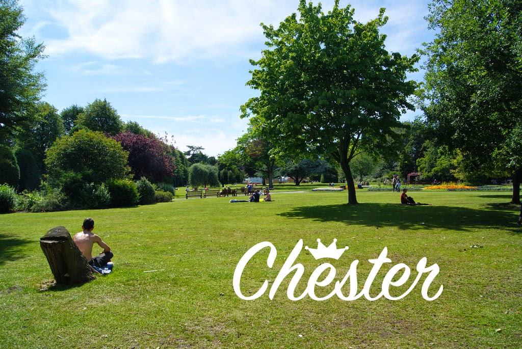 Título post Welcome to Chester!