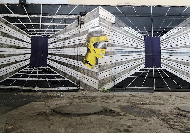 street art month riga, street art riga, tallinas creative quarters, tallinas 10, capital r