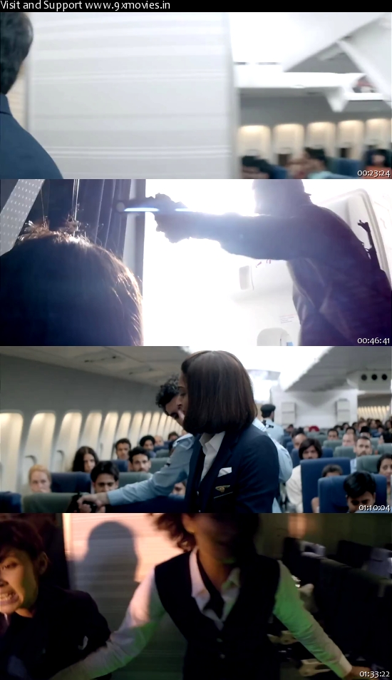 Neerja 2016 Hindi 720p HDRip 800mb