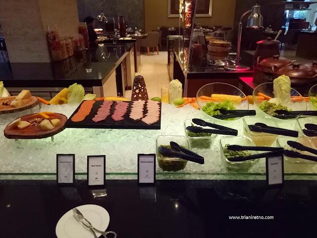 menu sarapan di hotel