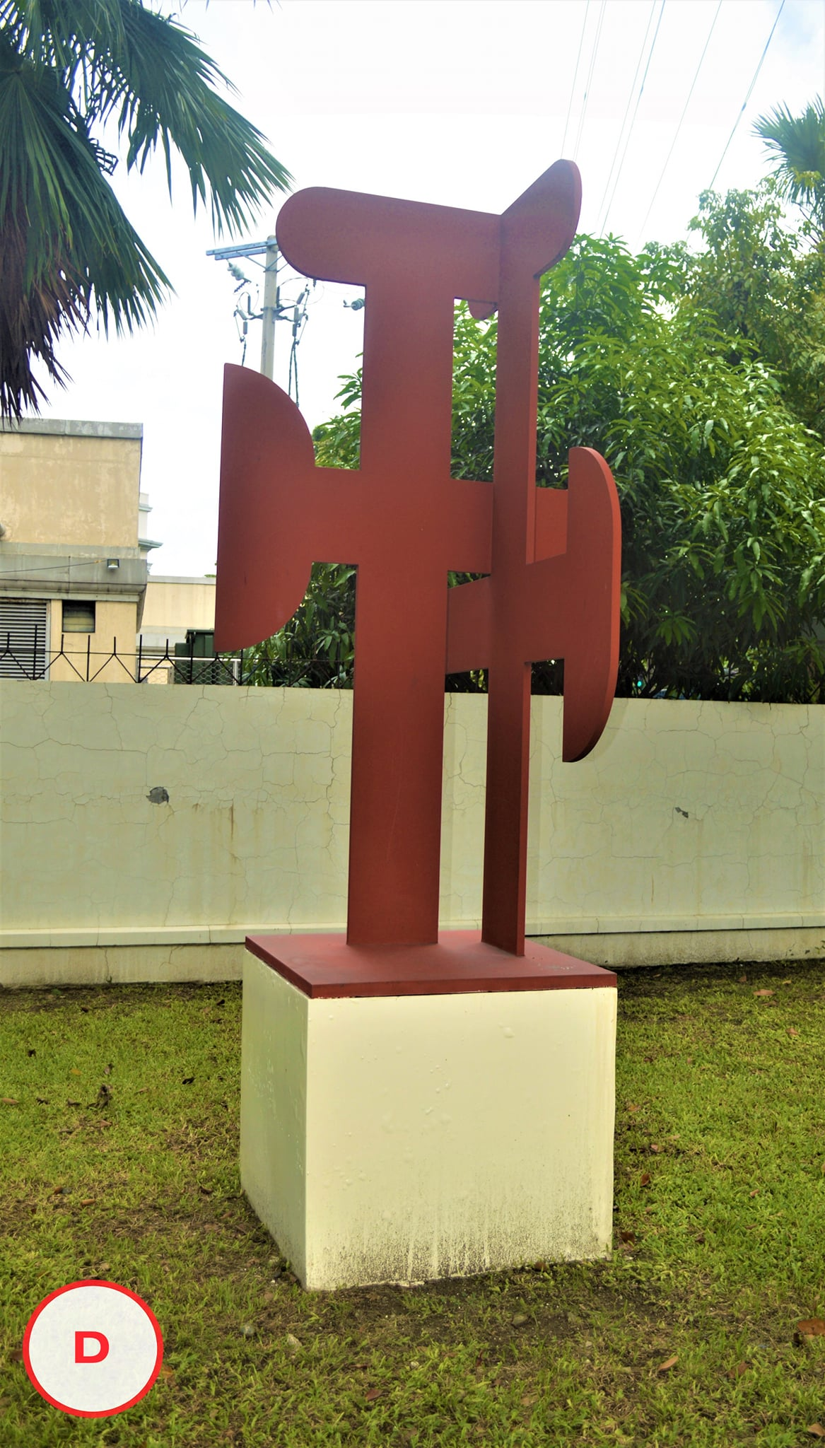 Outdoor Sculptures and Public Art Found in the National Museum of the Philippines Complex in Manila