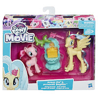 MLP the Movie Pinkie Pie & Princess Skystar Party Friends Set