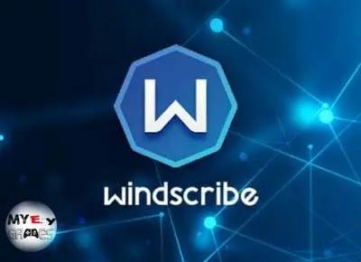 تطبيق Windscribe