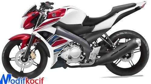 Gambar Modifikasi Motor Yamaha New Vixion Terbaru 2019
