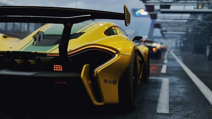 Mclaren P1 GTR Carro Esportivo