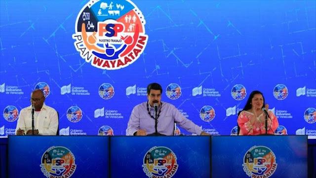 Maduro: EEUU se autoengaña si cree que puede con los venezolanos