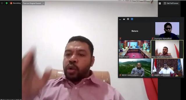 Senator Papua: Perbuatan Rasis Ketua Projamin ke Pigai Harus Diproses Hukum