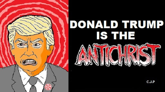 Trump, the Radio City Rockettes and our Trump-is-the-Antichrist comic book