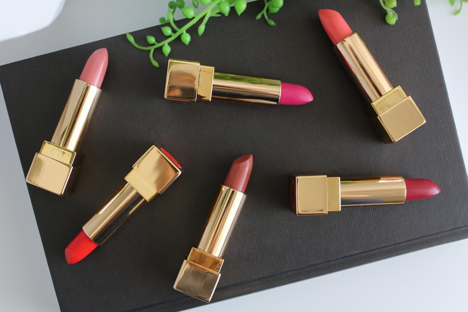 Tanya Burr Cosmetics Lipsticks With Swatches | Cate Renée