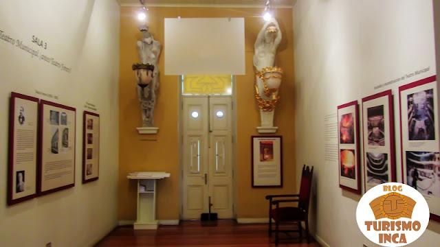 MUSEO DE TEATRO MUNICIPAL