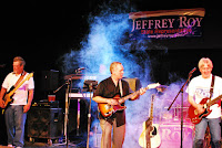 Jeff Roy's band