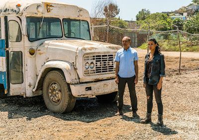 Fear the Walking Dead S02E09: Los Muertos