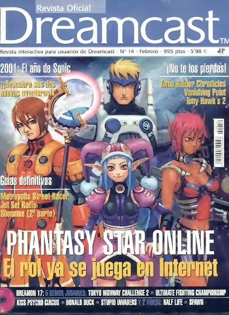 Revista Oficial Dreamcast Issue N°14