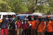 Hilangnya Joko Widodo dan Anaknya Saat Kecelakaan di Pantai Goa Cemara