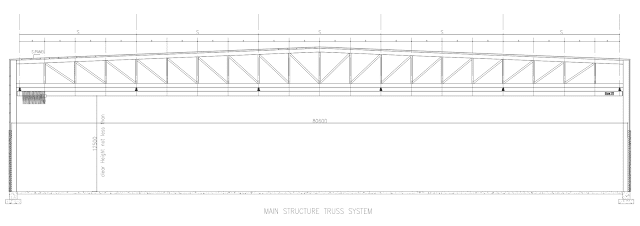 Crane systems for very large spans, even up to 80.6 m