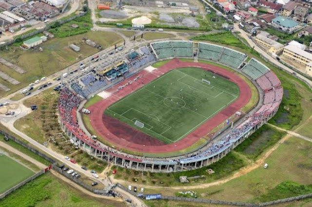 Sports Minister Dalung Promises To Renovate Lagos National Stadium This Year