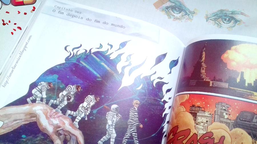 Clube da Luta 2, livro clube da luta 2, livros do chuck palahniuk, quadrinhos