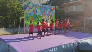 Fiesta Fin de Curso Infantil 3 Años
