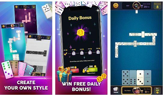 Game Domino Offline (Online) Terbaik Android: Dominoes