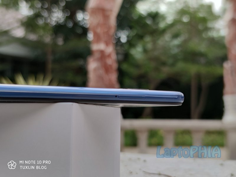 Desain Xiaomi Redmi Note 9