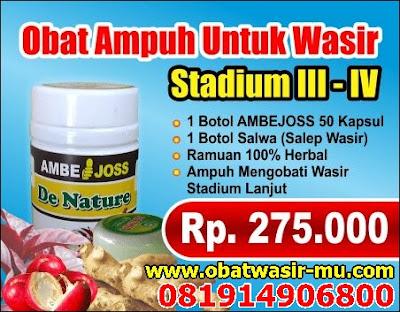 Jual Kapsul Ambejoss Obat Wasir Di Palembang (Telp/SMS) 081914906800