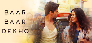 baar baar dekho movie wallpaper
