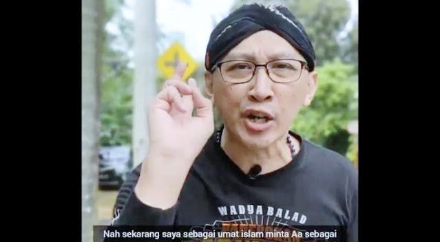 Abu Janda: Islam di Indonesia Memang Arogan, Injak Kearifan Lokal