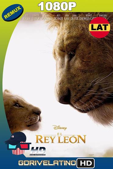El Rey León (2019) BDRemux 1080p Latino-Ingles MKV