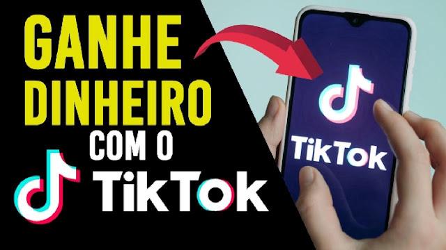 Como ganhar dinheiro no TicTok