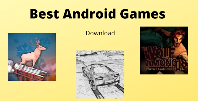 Top 14 Best Android Games For 2020