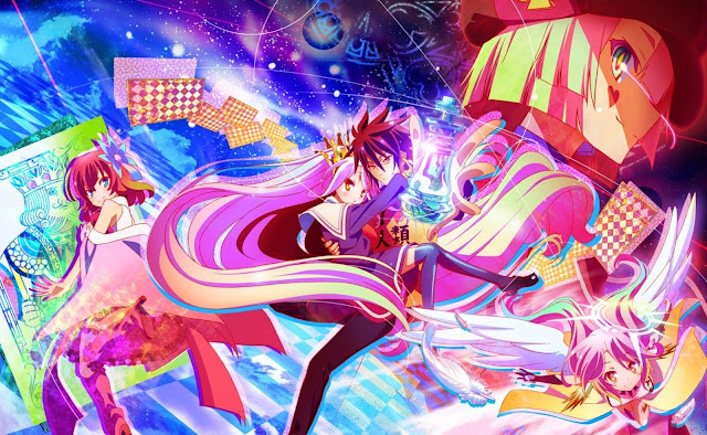 Review Anime] No Game No Life