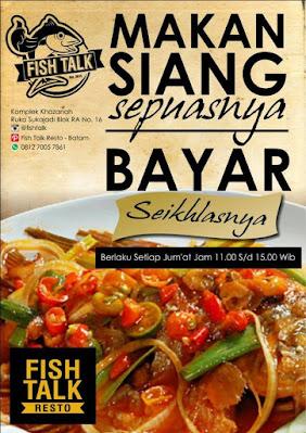 menu fish talk