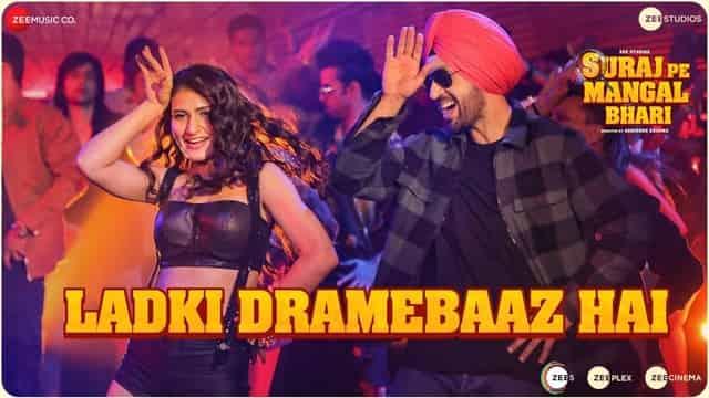 लड़की ड्रामेबाज़ है Ladki Dramebaaz Hai Lyrics In Hindi