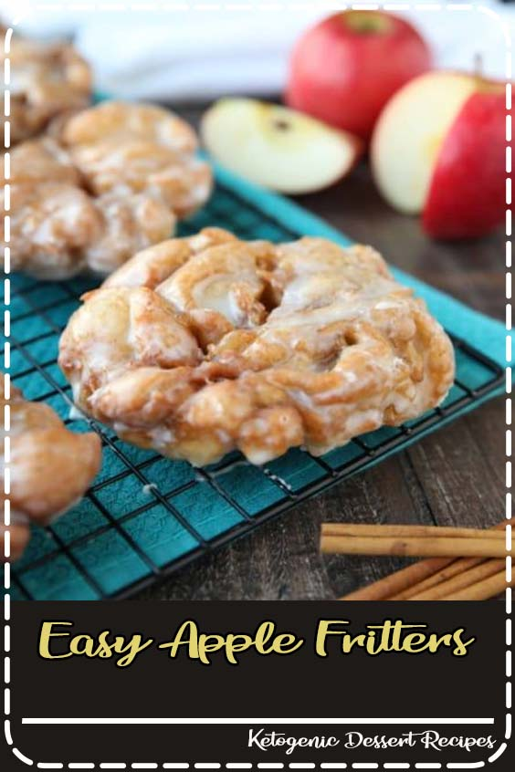 The weather here in Pennsylvania is having an identity crisis Easy Apple Fritters