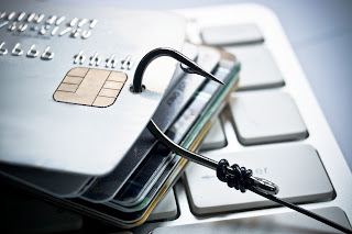 Credit Card Information Being Phished
