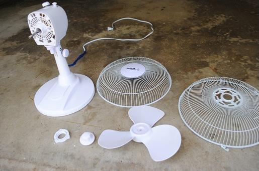 Como armar un ventilador de pie  Airea condicionado