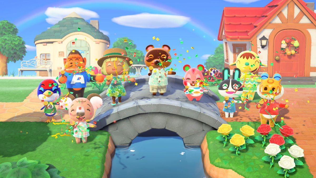 All the recipes with snowflakes in Animal Crossing New Horizons