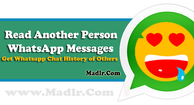 Read Another Person WhatsApp Messages