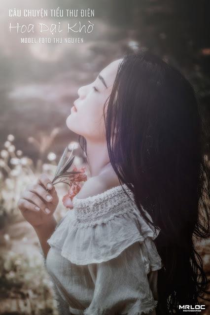 Câu Chuyện Tiểu Thư Điên - Hoa Dại Khờ | Model Foto Nguyễn Thu