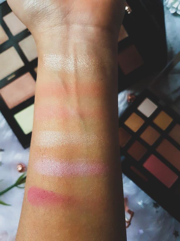 profusion blush and highlight