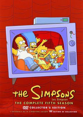 Los Simpsons Temporada 5 Online
