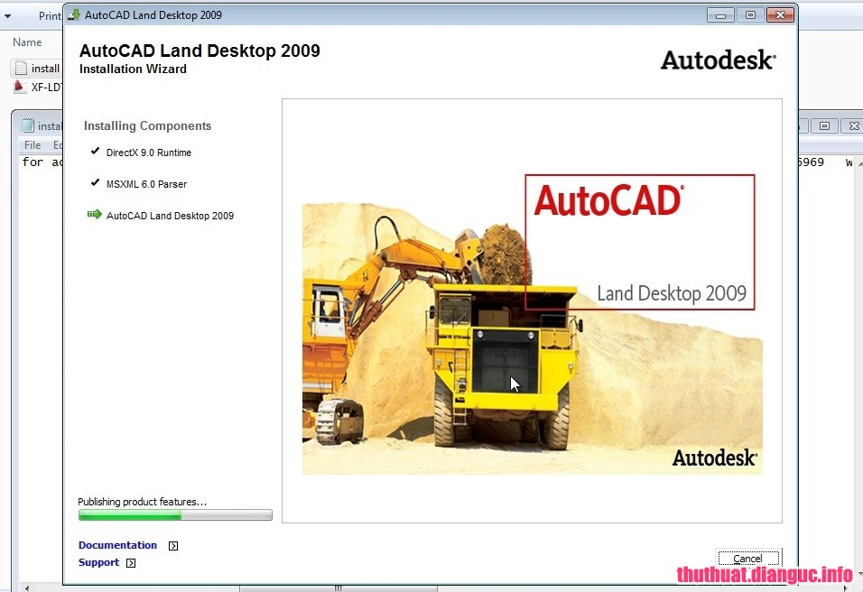 Download Land desktop 2009 Full Cr@ck Fshare