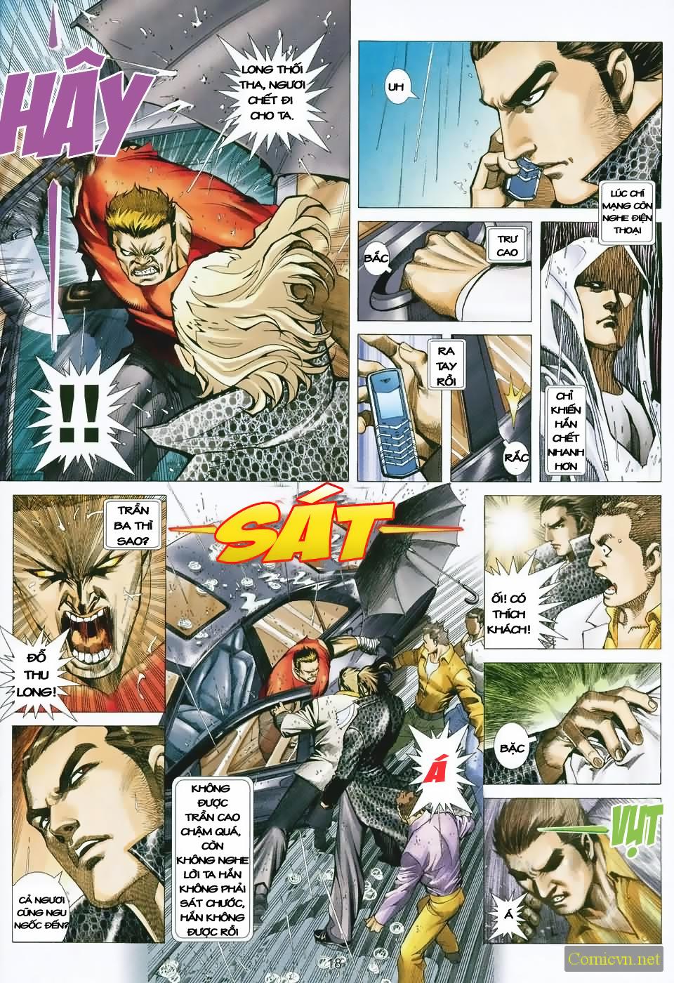 Nhật Ký Sát Thủ