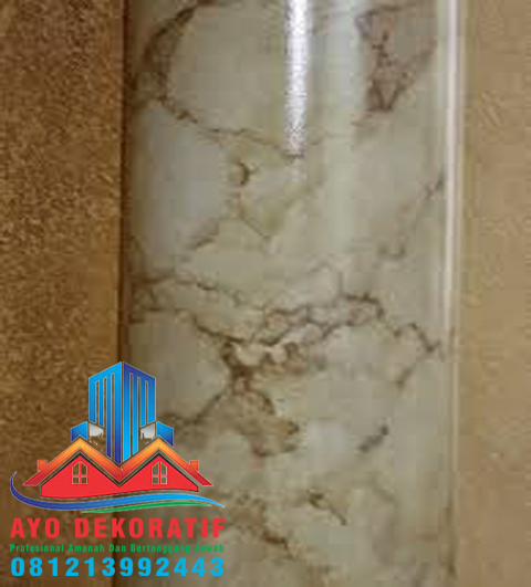 jasa-dekoratif-motif-tekstur-marmer -wash-paint