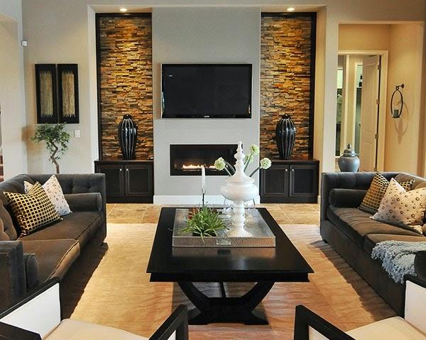 10 dise os de salas modernas y elegantes colores en casa for Salas de madera modernas